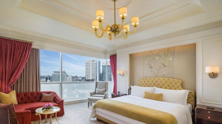 7 best hotels in Singapore