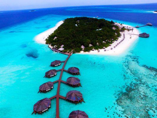 Dhaka to Maldives Cheap Air Ticket