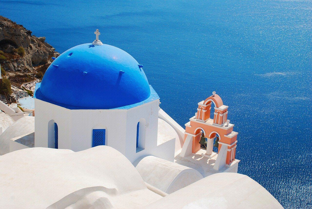 Dhaka to Greece Cheap Flight Ticket